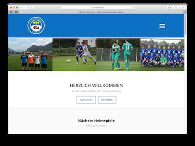 TSV Brannenburg – Sparte Fussball