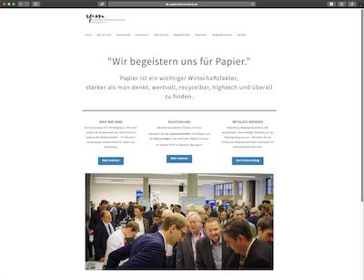 Papierfachverband München