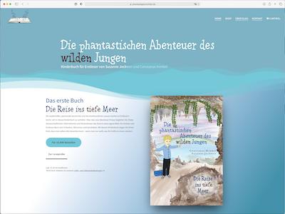 Phantasiegeschichten - Webdesign Bob-Fuchs - Bruckmuehl