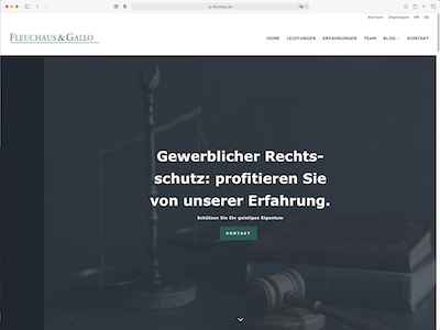 Fleuchaus & Gallo – Patentanwälte München